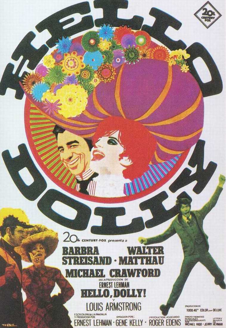 Hello Dolly, 1969